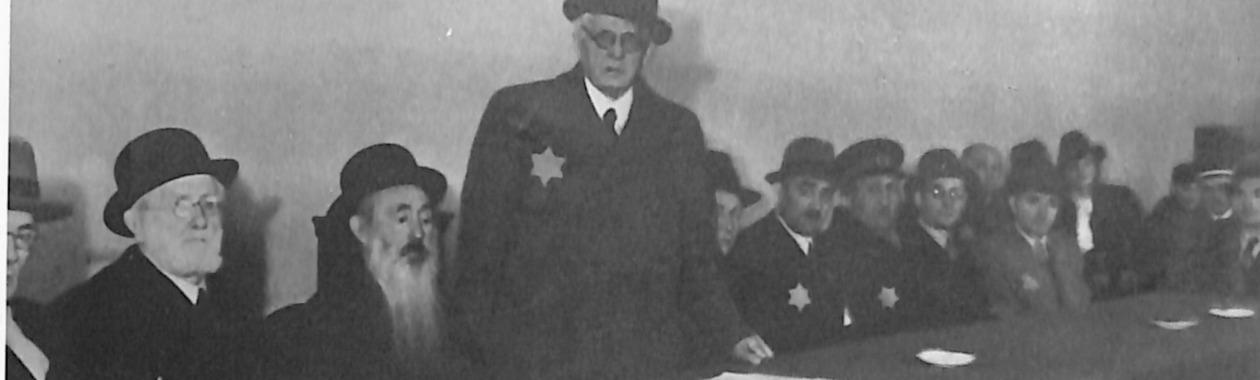 לודז, רומקובסקי ומועצת היהודים