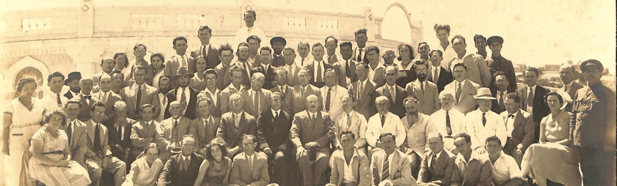 ירושלים, המחלקה המדינית של הסוכנות היהודית, ארלוזורוב